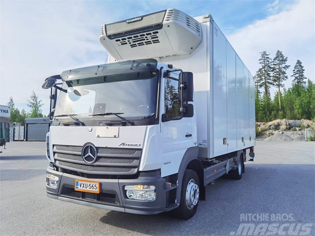 Mercedes-Benz Atego 1224L FRC Ksa-umpikori 10/2022 + PL-Nostin
