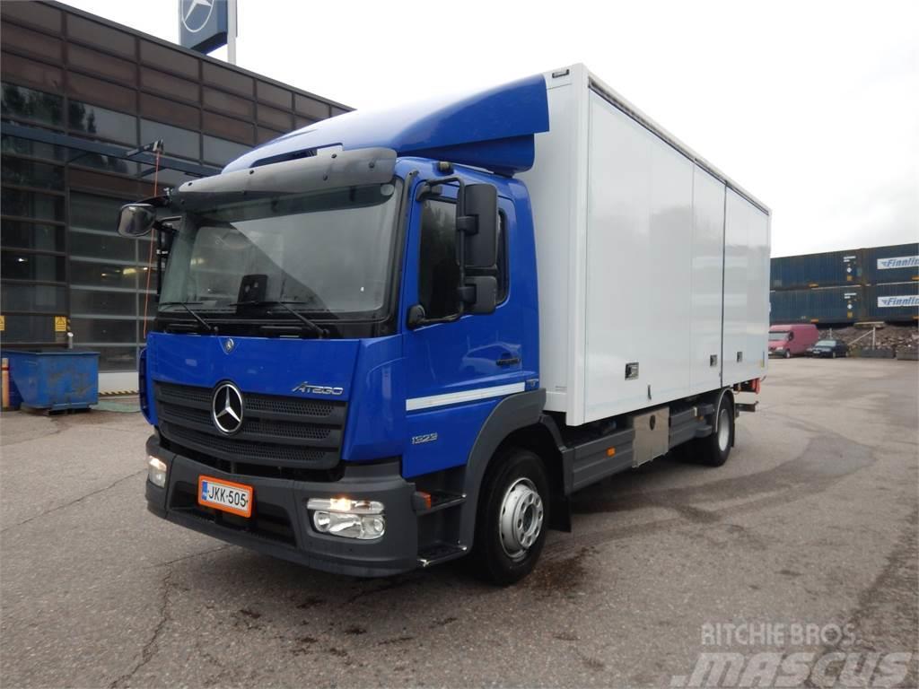 Mercedes-Benz ATEGO 1323L KSA umpikori + PL Nostin