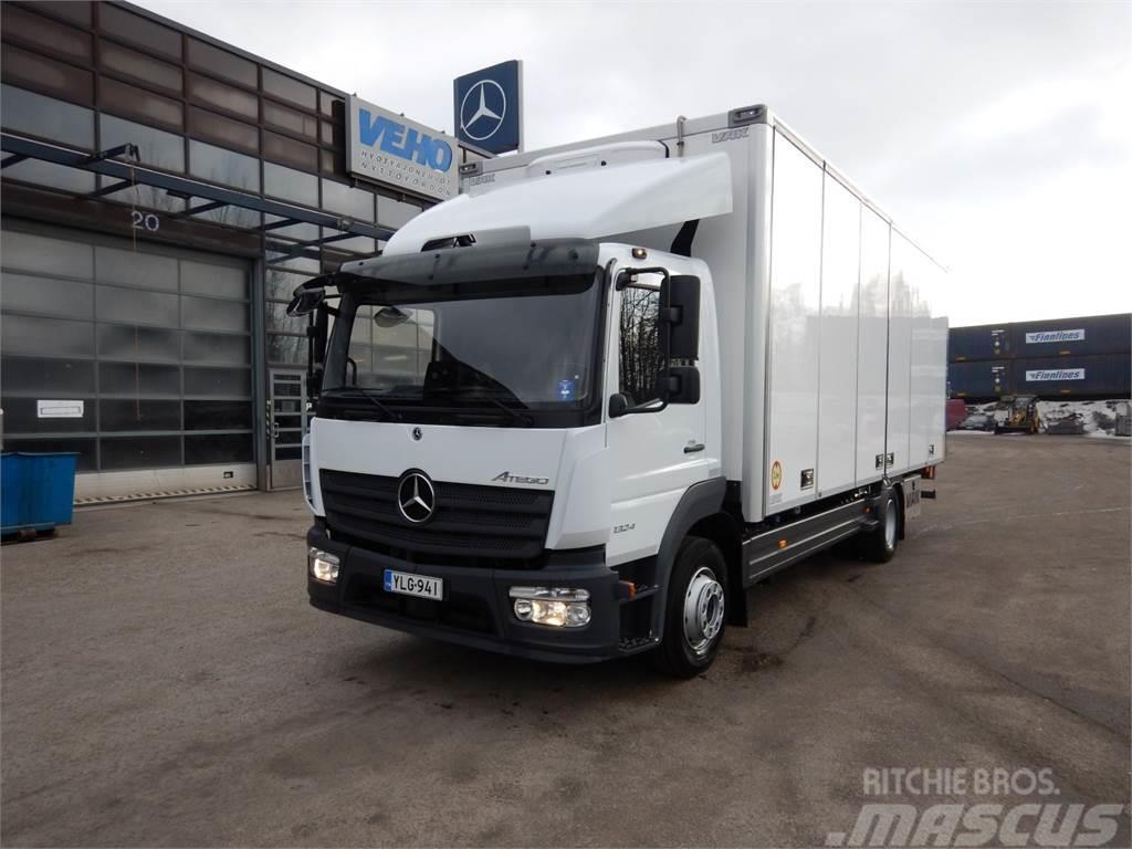 Mercedes-Benz ATEGO 1324 L Ksa-kori +PL