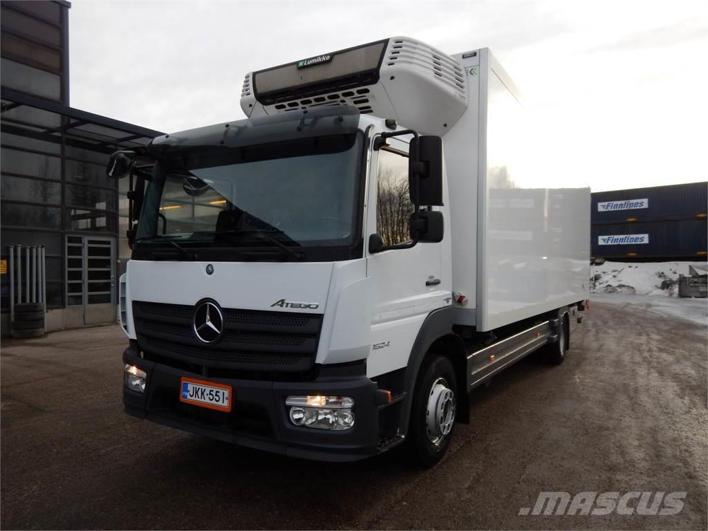 Mercedes-Benz ATEGO 1524L FNA Kori + PL Nostin