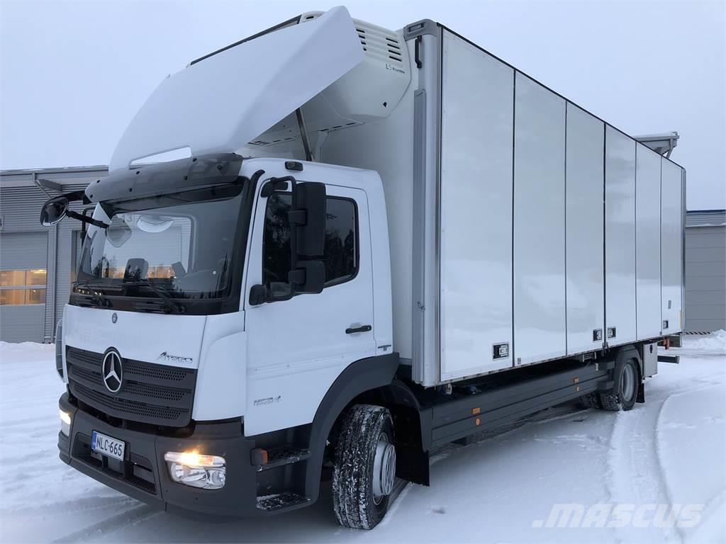 Mercedes-Benz ATEGO 1524L FNA / Ksa-kori +PL