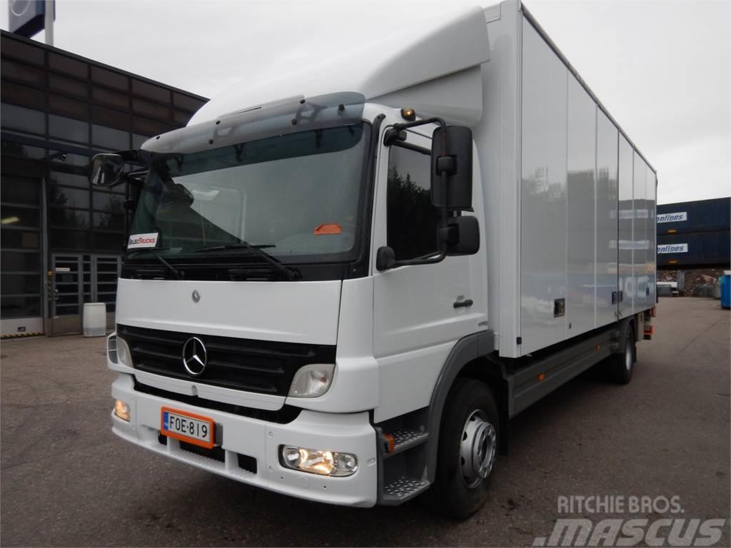 Mercedes-Benz Atego 1524L KSA-umpikori+PL nostin