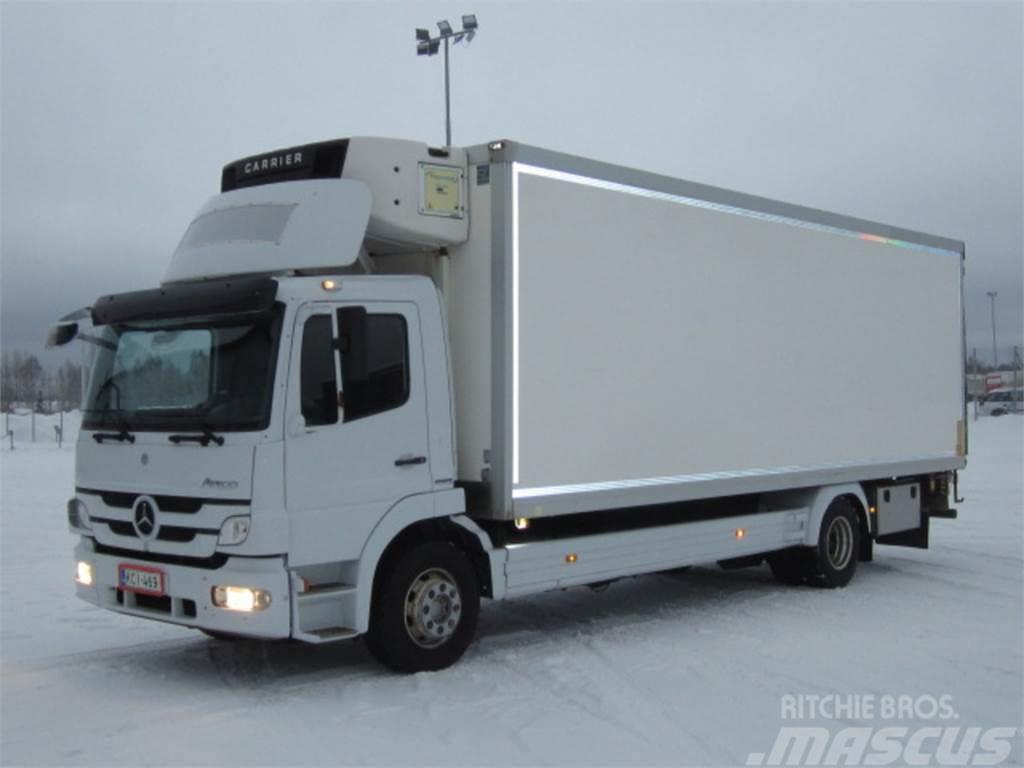 Mercedes-Benz Atego 1524L kylmäkori + PL