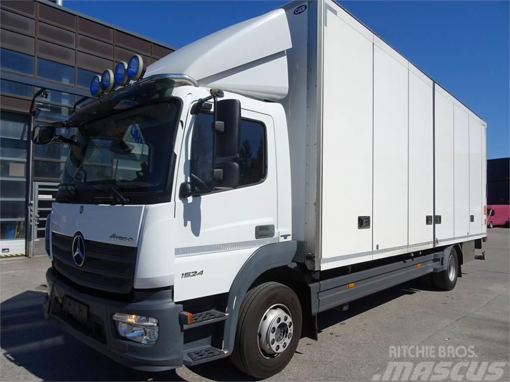 Mercedes-Benz Atego 1524L - Vaihtohyvitys 15 000 eur