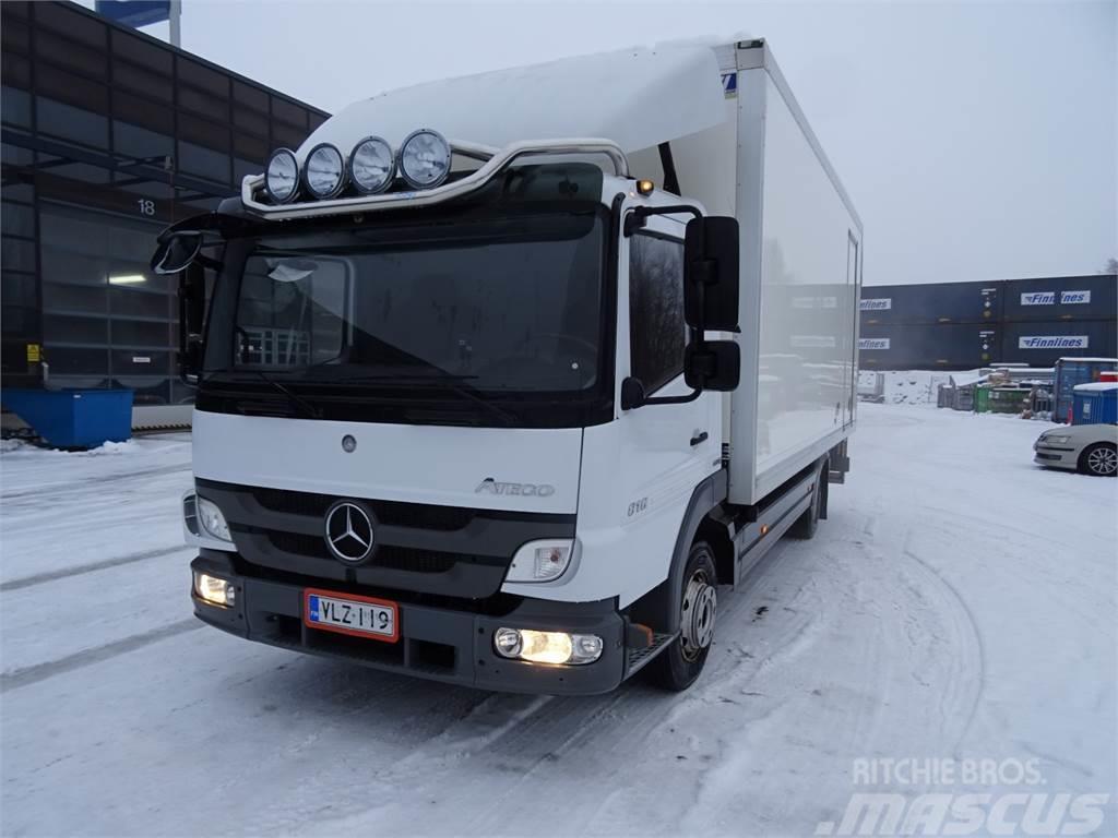Mercedes-Benz Atego 816L Umpikori +PL