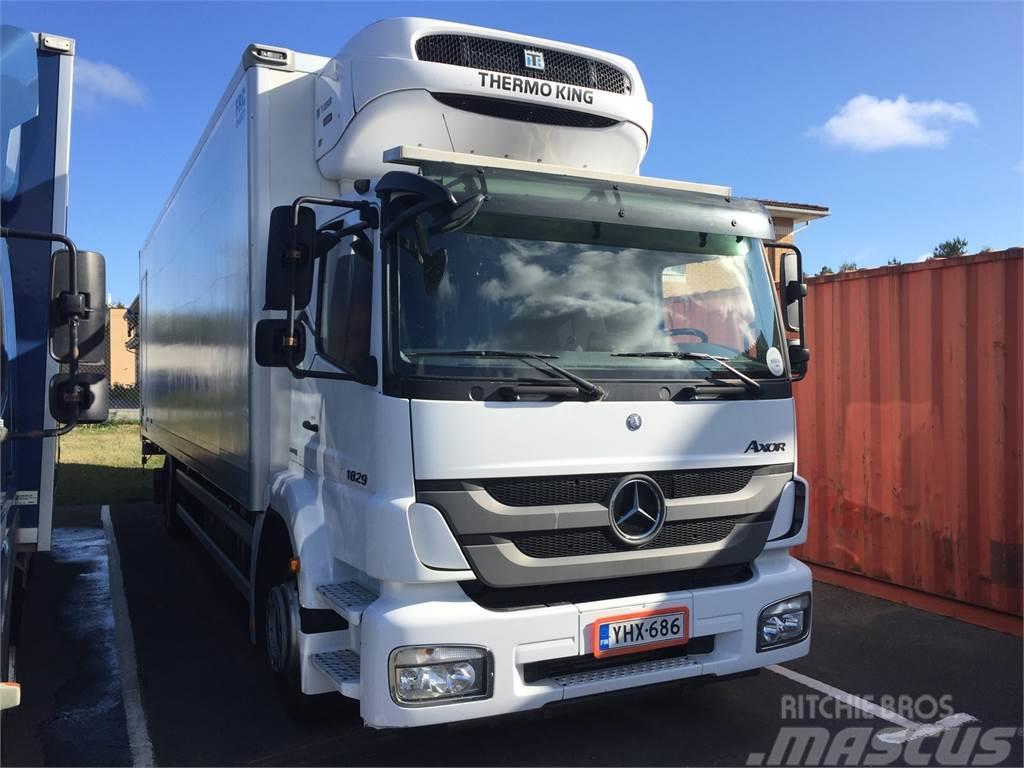 Mercedes benz axor r 1829lnr 4x2 57 espoo hinta 42 500 for 57 mercedes benz