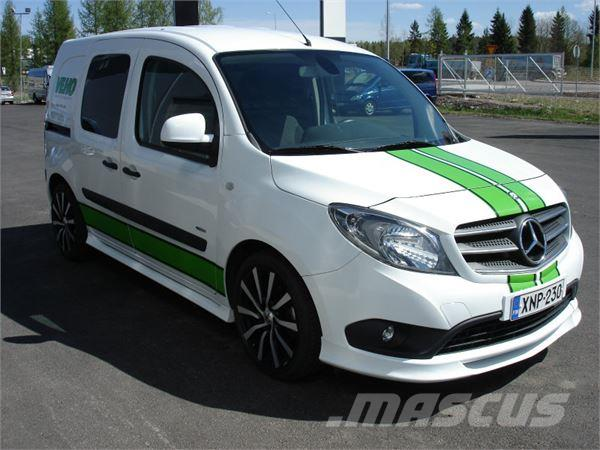 mercedes benz citan occasion prix 22 500 ann e d 39 immatriculation 2016 utilitaire. Black Bedroom Furniture Sets. Home Design Ideas