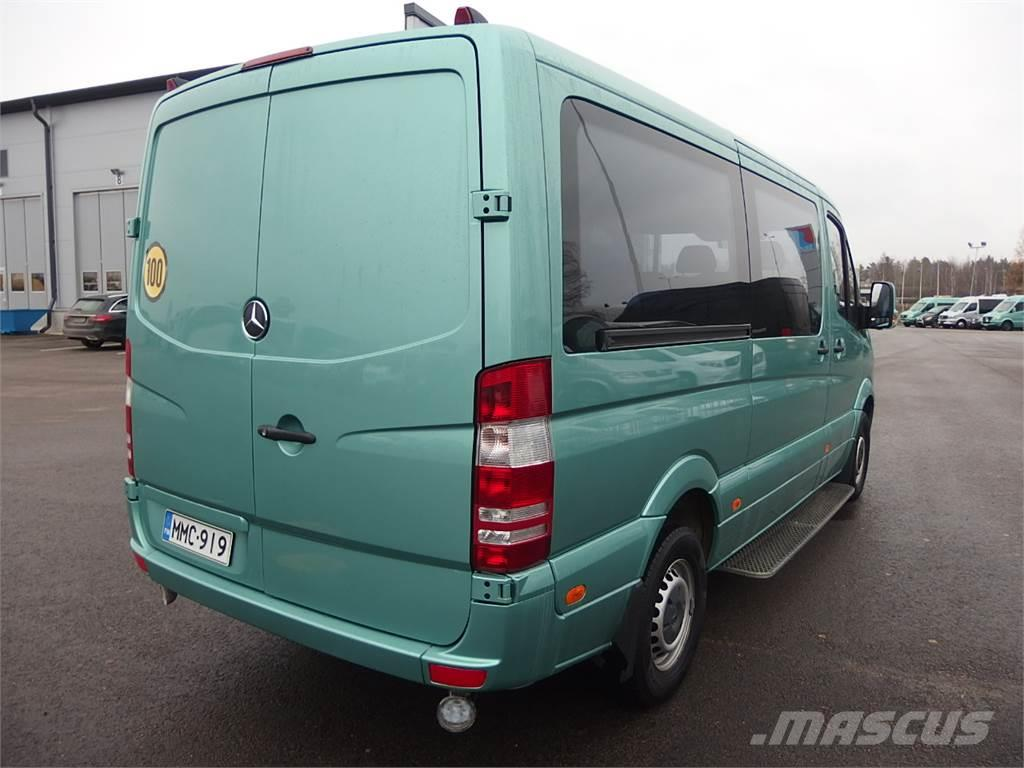 used mercedes benz sprinter 313 cdi coach year 2014 price. Black Bedroom Furniture Sets. Home Design Ideas