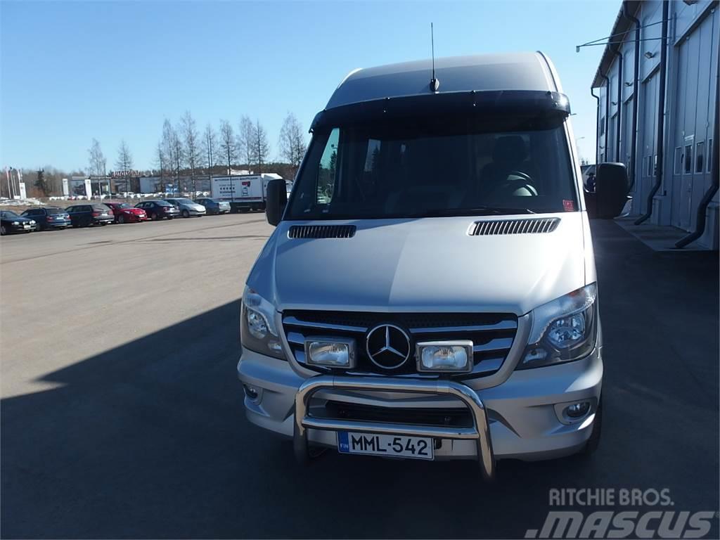 Used mercedes benz sprinter 316 cdi 14 paikkaa coach year for Mercedes benz sprinter 2015 price
