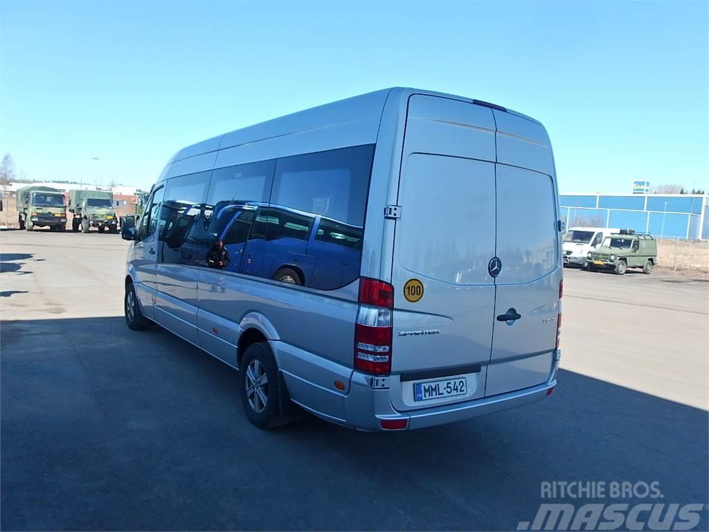 Used mercedes benz sprinter 316 cdi 14 paikkaa coach year for Mercedes benz sprinter price