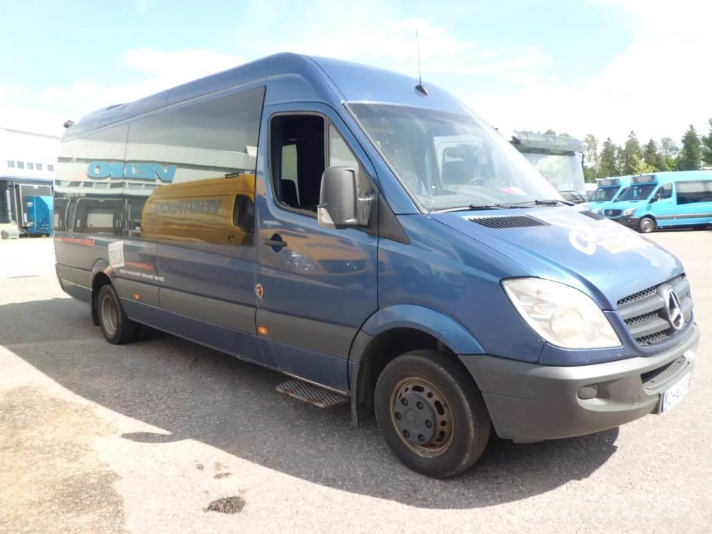 Used mercedes benz sprinter 515 cdi coach year 2008 price for Mercedes benz finance phone number