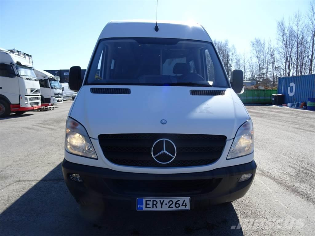 Used mercedes benz sprinter 516 cdi 16 paikkaa coach year for Price of mercedes benz sprinter