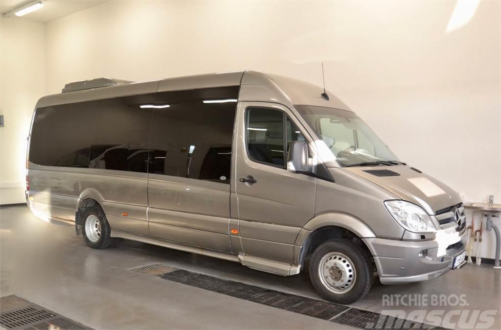 Mercedes-Benz SPRINTER 518 CDI 23 paikkaa