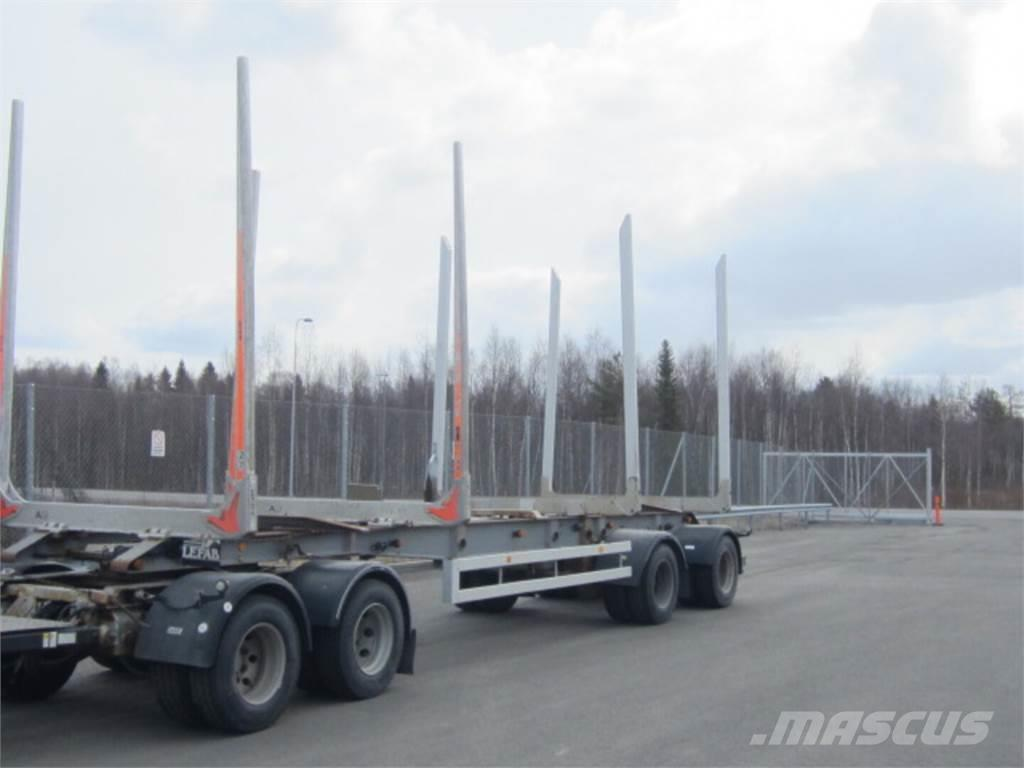 [Other] KARLAVAGN Timber trailer 4-axle