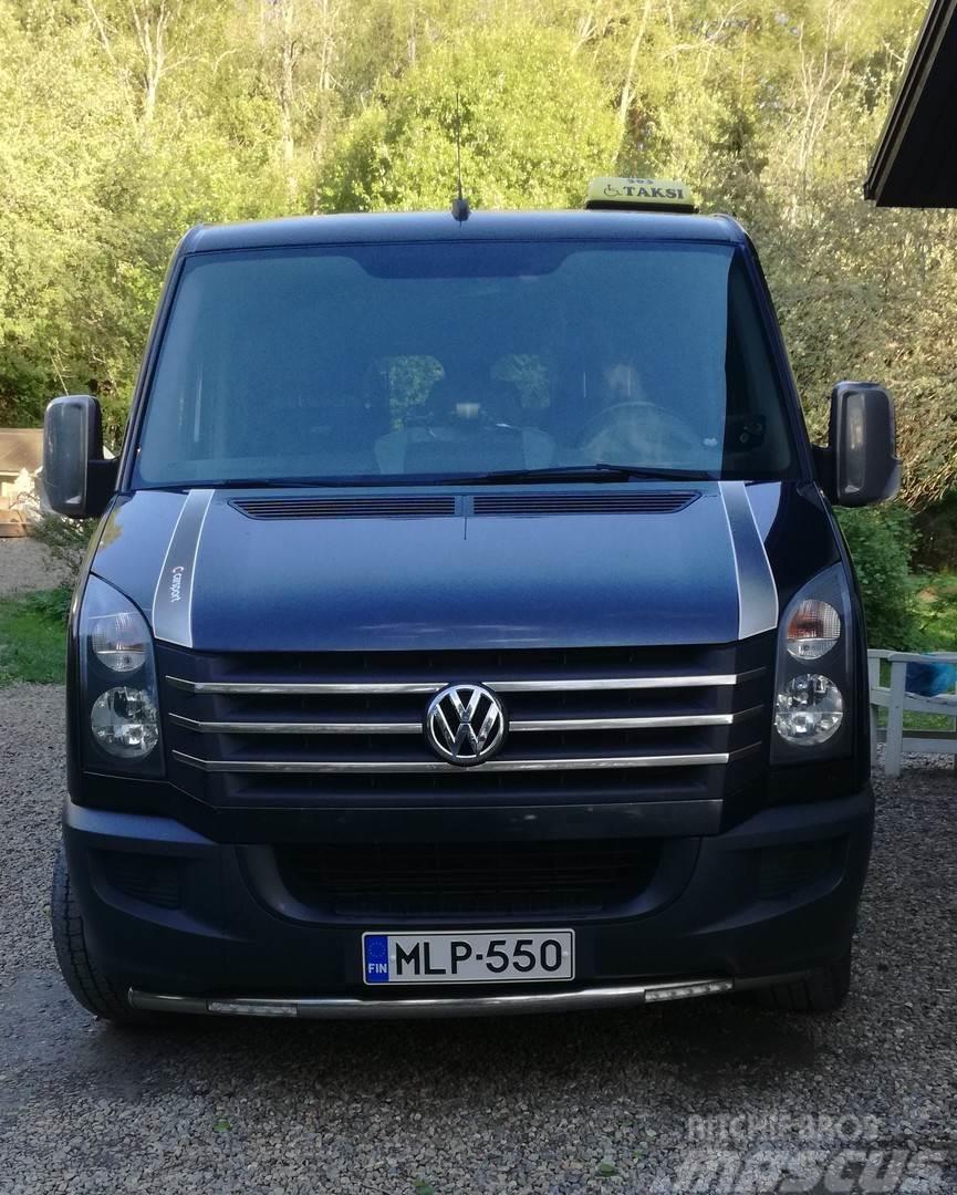 volkswagen vw crafter 1 8h henkil auto preis. Black Bedroom Furniture Sets. Home Design Ideas