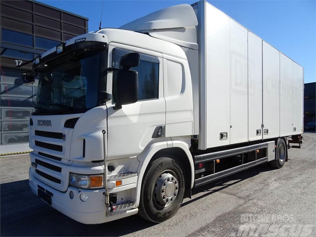 Scania P280 4x2 Umpikori