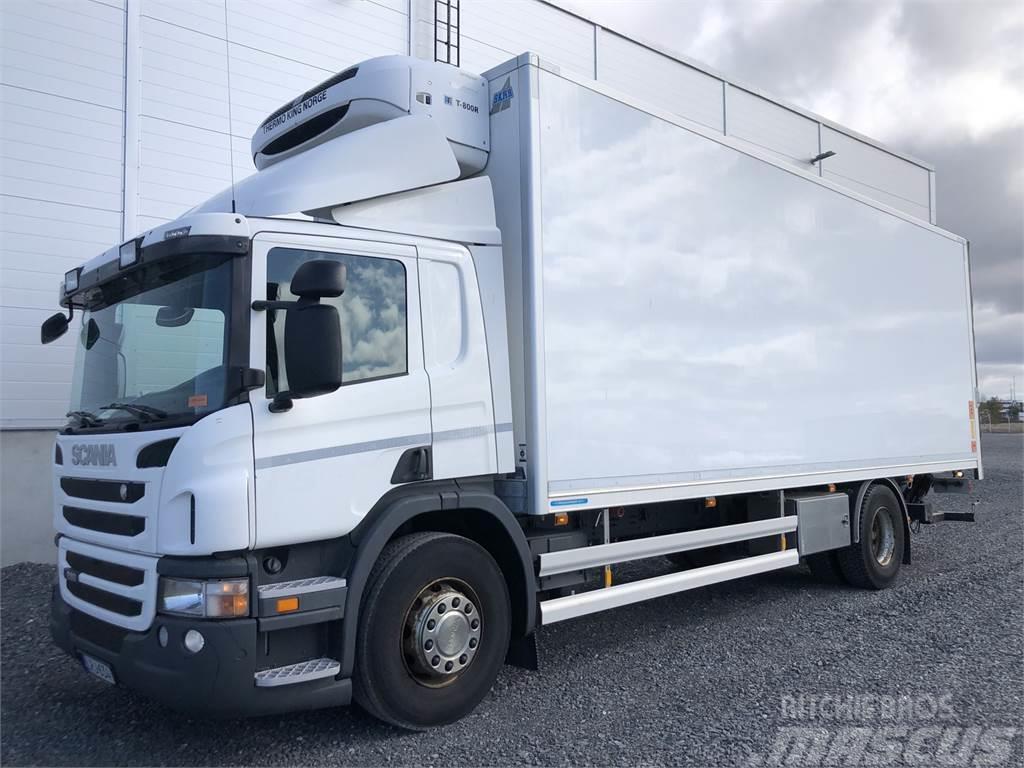 Scania P280 Thermoking