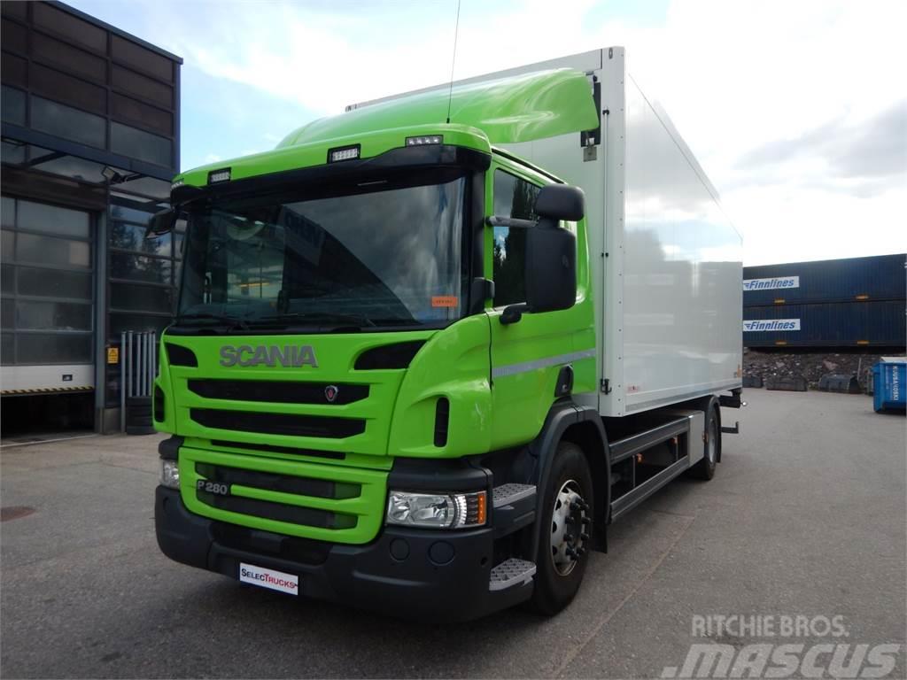 Scania P280DB4X2MNB Umpikori