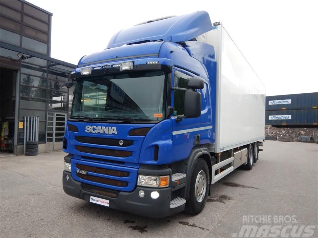 Scania P400 LB6x2*4HNB