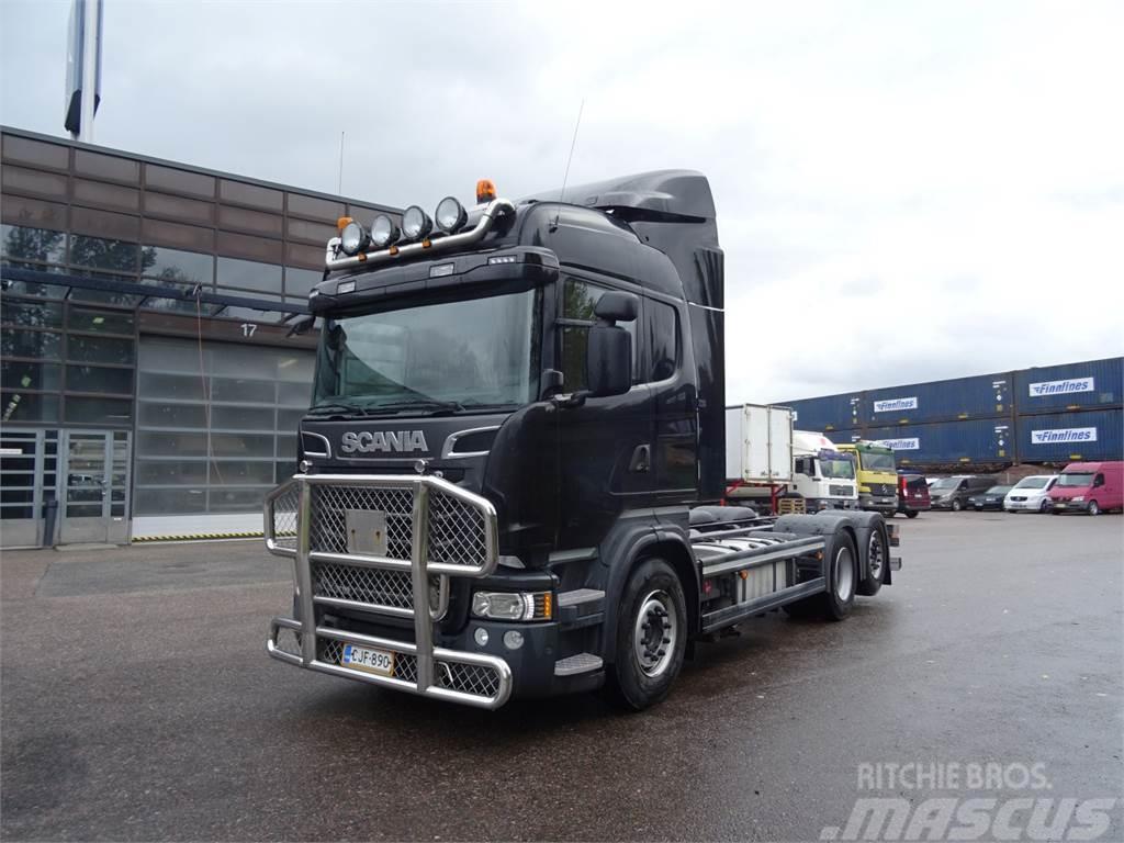 Scania R 500 6X2 ADR/EX3
