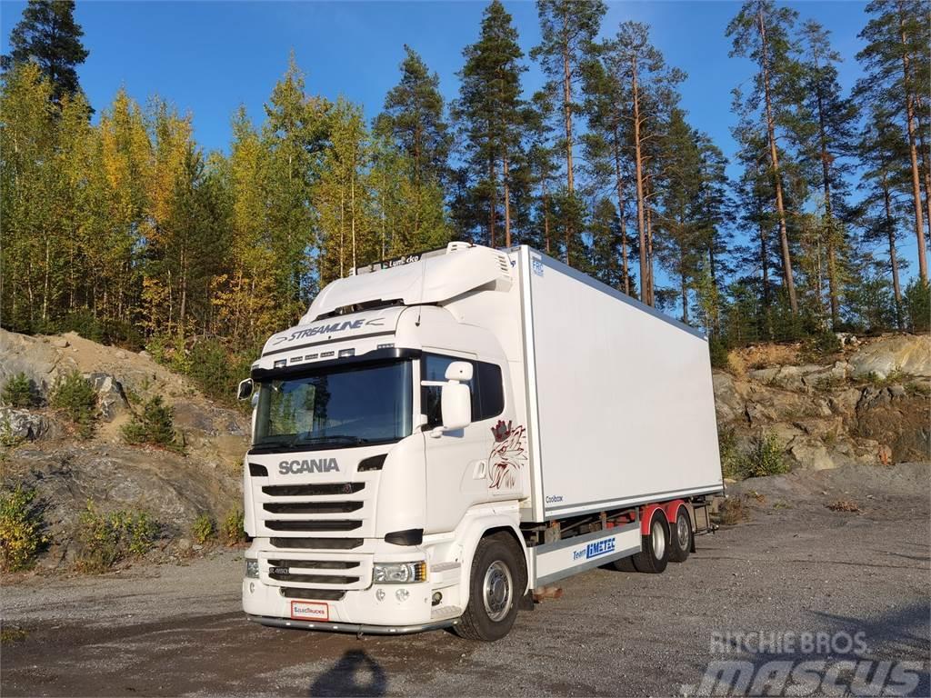 Scania R450 FRC-kori 10/2021