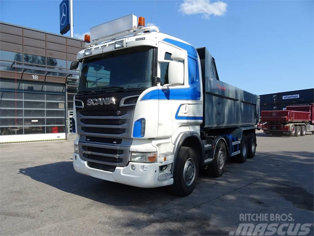 Scania R500 CB 8x4 HHZ