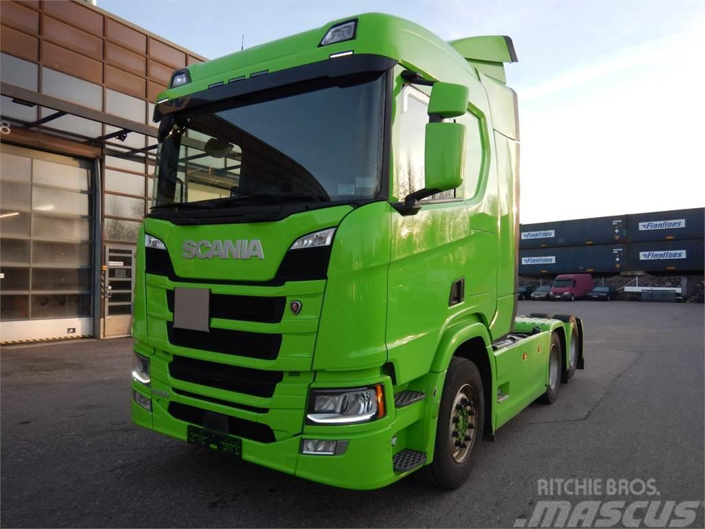Scania R500 - Vain 148 tkm