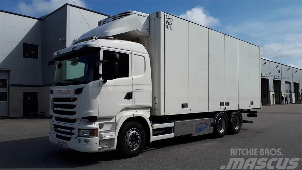 Scania R520 FNA - Vaihtohyvitys 15 000 eur