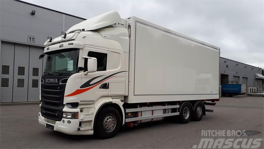 Scania R560 - Närkö FRC kori 7,82 m