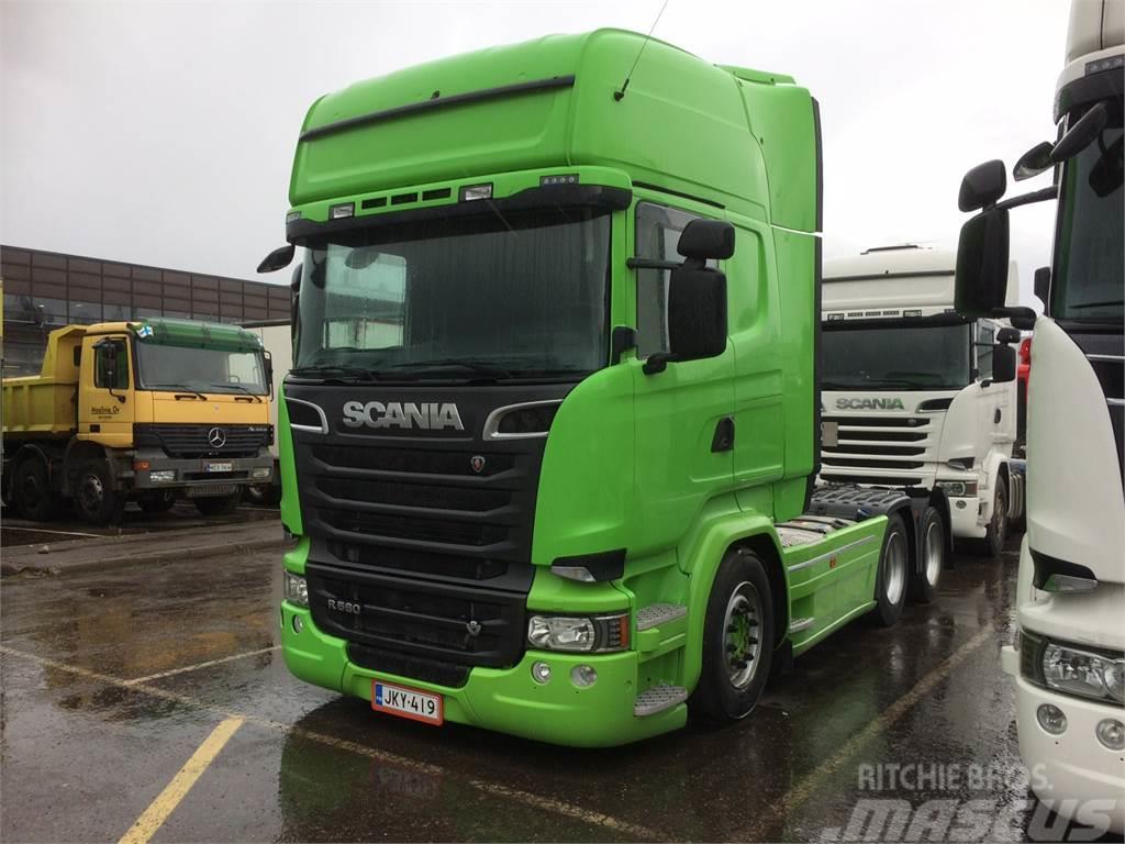 Scania R580 6x2