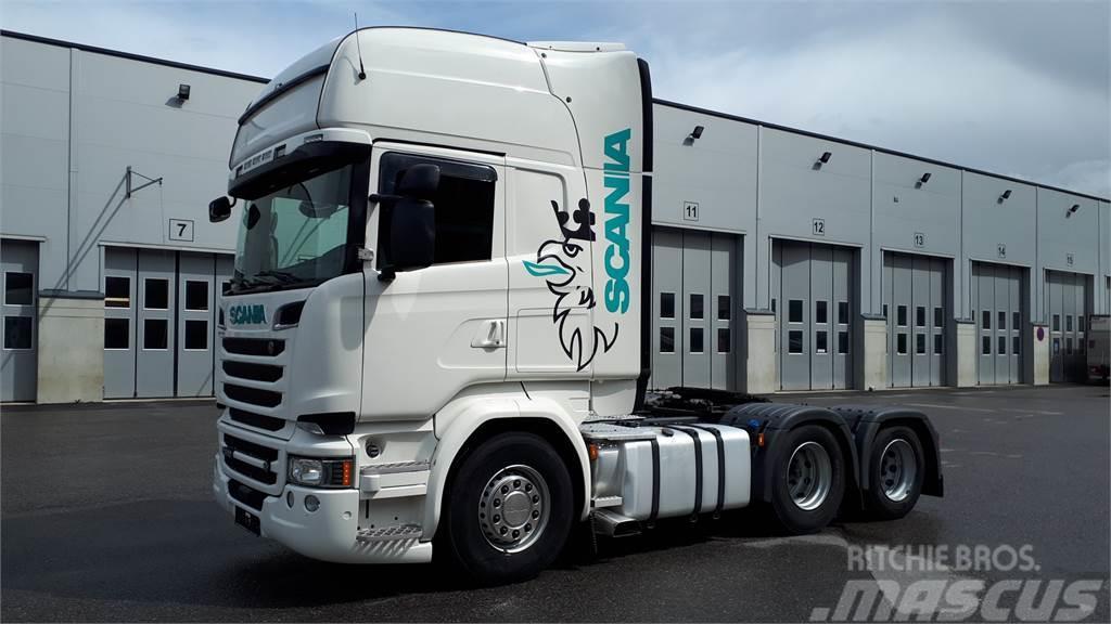 Scania R580 - KATSO HINTA