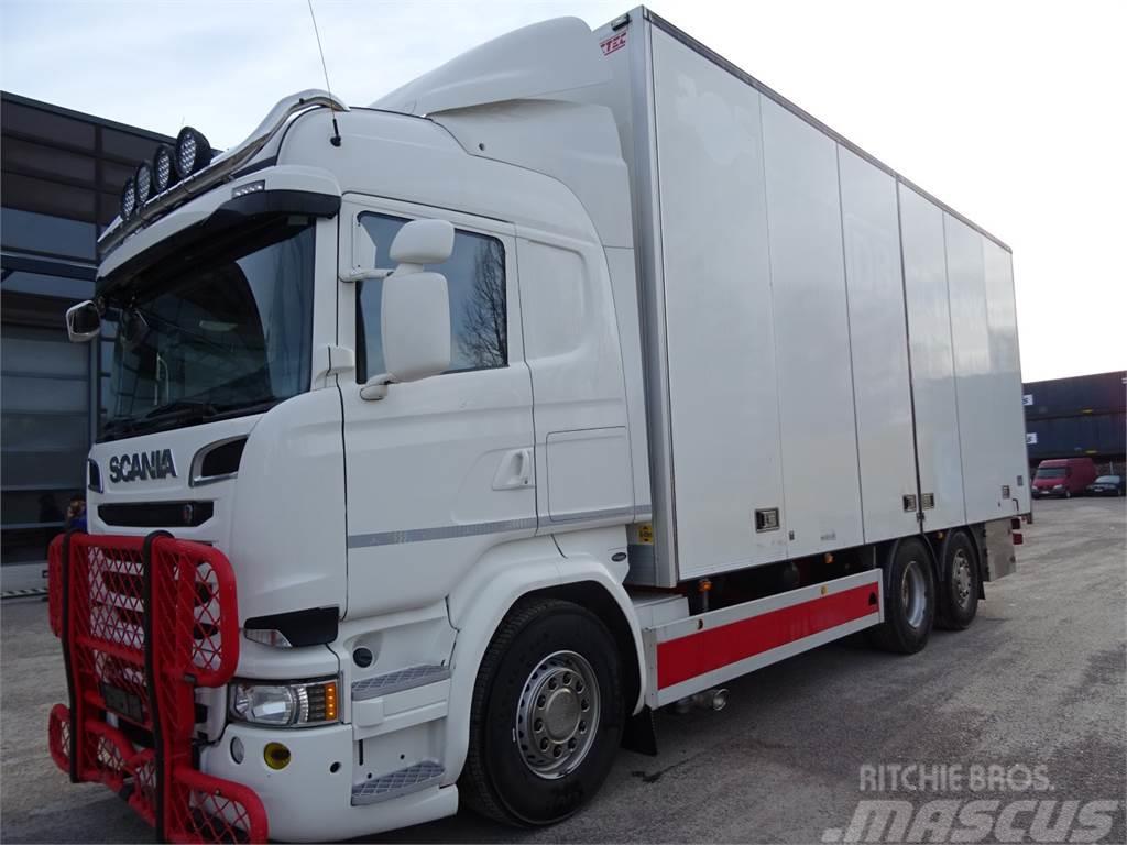 Scania R580 Vaihtohyvitys 15 000 eur