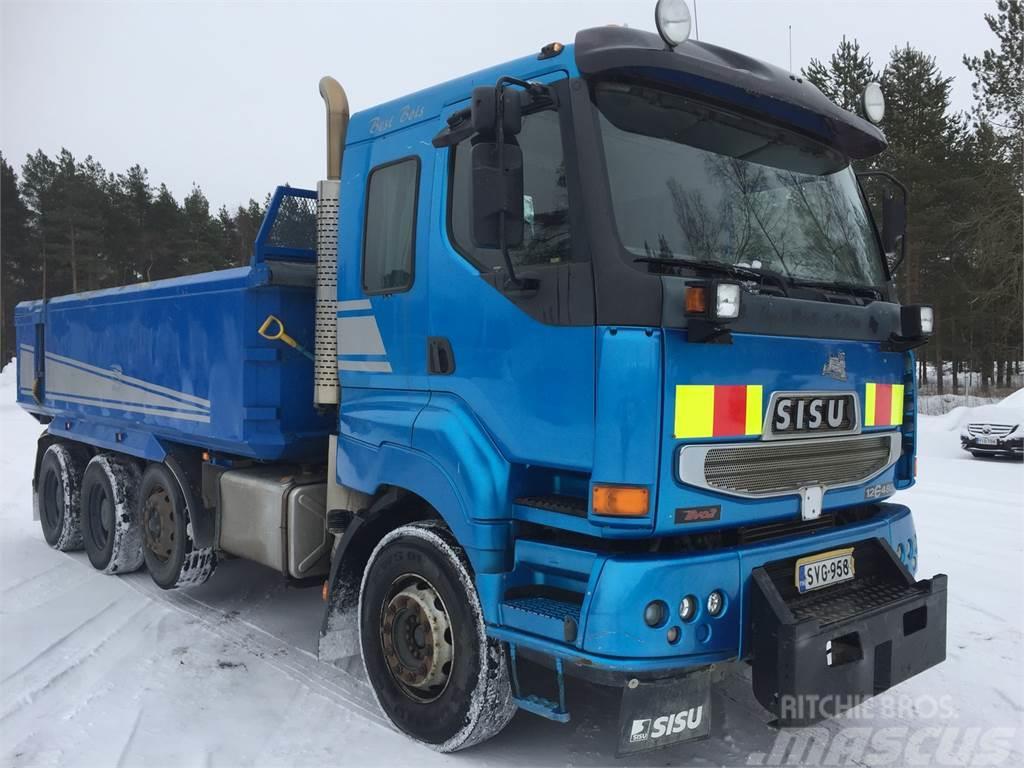 Sisu E12M K-AKK 8X4/325+140+137 til salgs, 2005 i ...