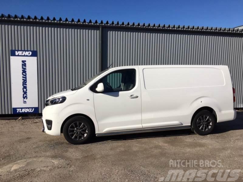 4787c7dfdb Toyota PROACE panel vans Year of Mnftr  2018