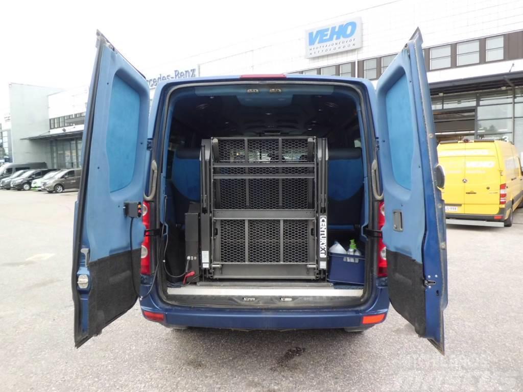 volkswagen crafter 13 paikkaa preis baujahr 2008 reisebusse gebraucht kaufen und. Black Bedroom Furniture Sets. Home Design Ideas