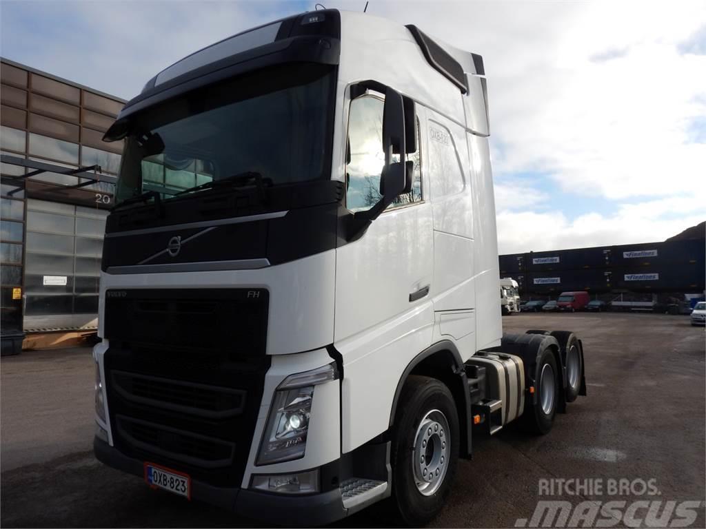 Volvo FH500 6X2 - Vaihtohyvitys 15 000 eur