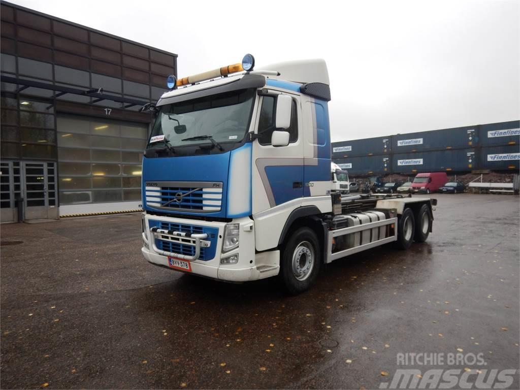 Volvo FH500 Koukkulaite - Vaihtohyvitys 15 000 eur