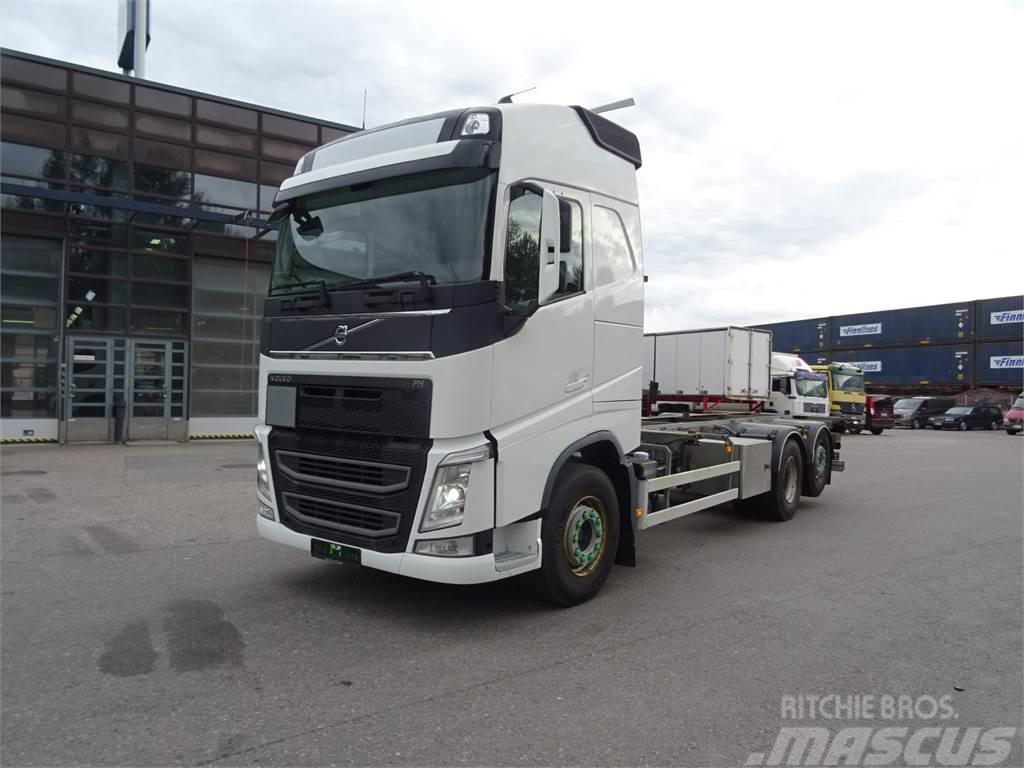 Volvo FH540 6x2 Alusta/Bdf-laite