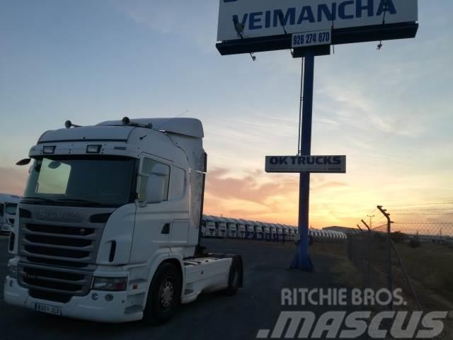 Scania G440 LA 4X2 semiaut int