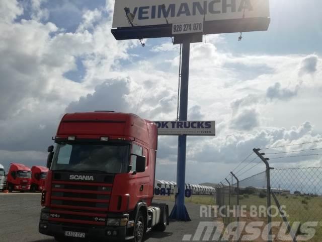 Scania R480V
