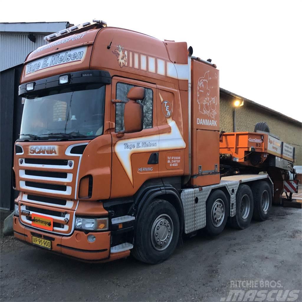 Scania R620-Blokvogn