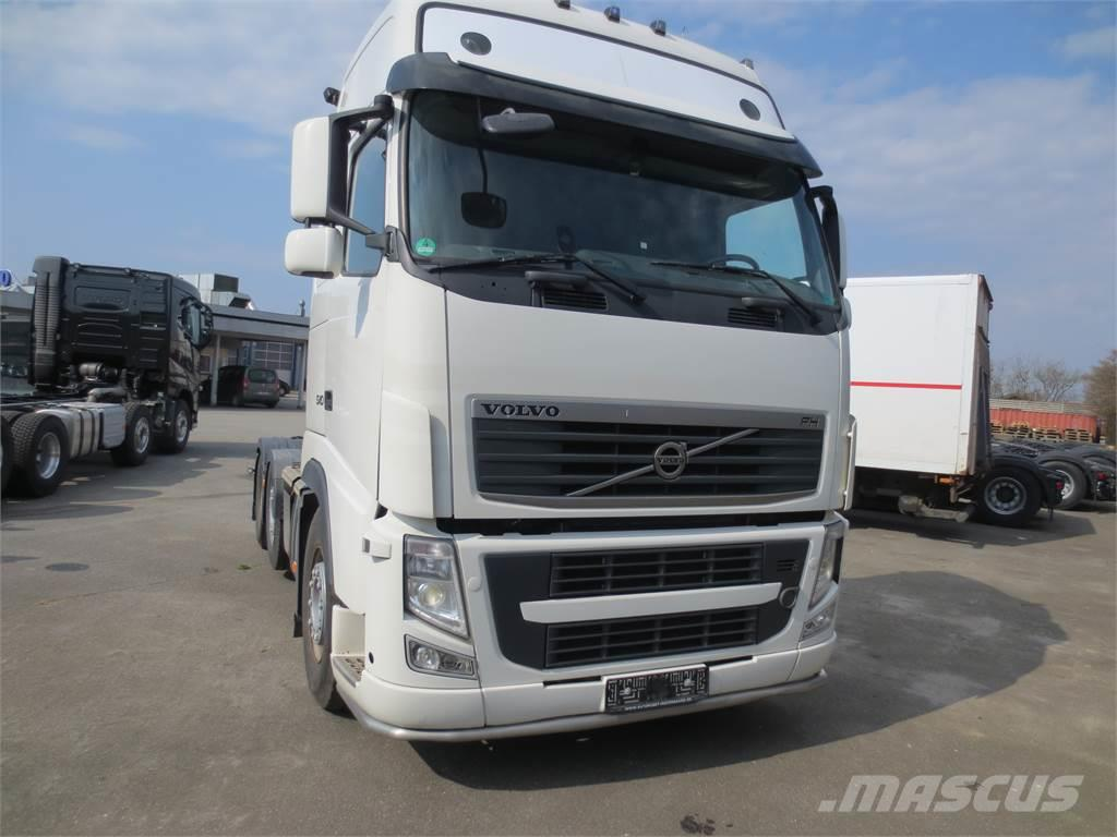 Used Volvo Fh540 Tractor Units Year  2014 For Sale