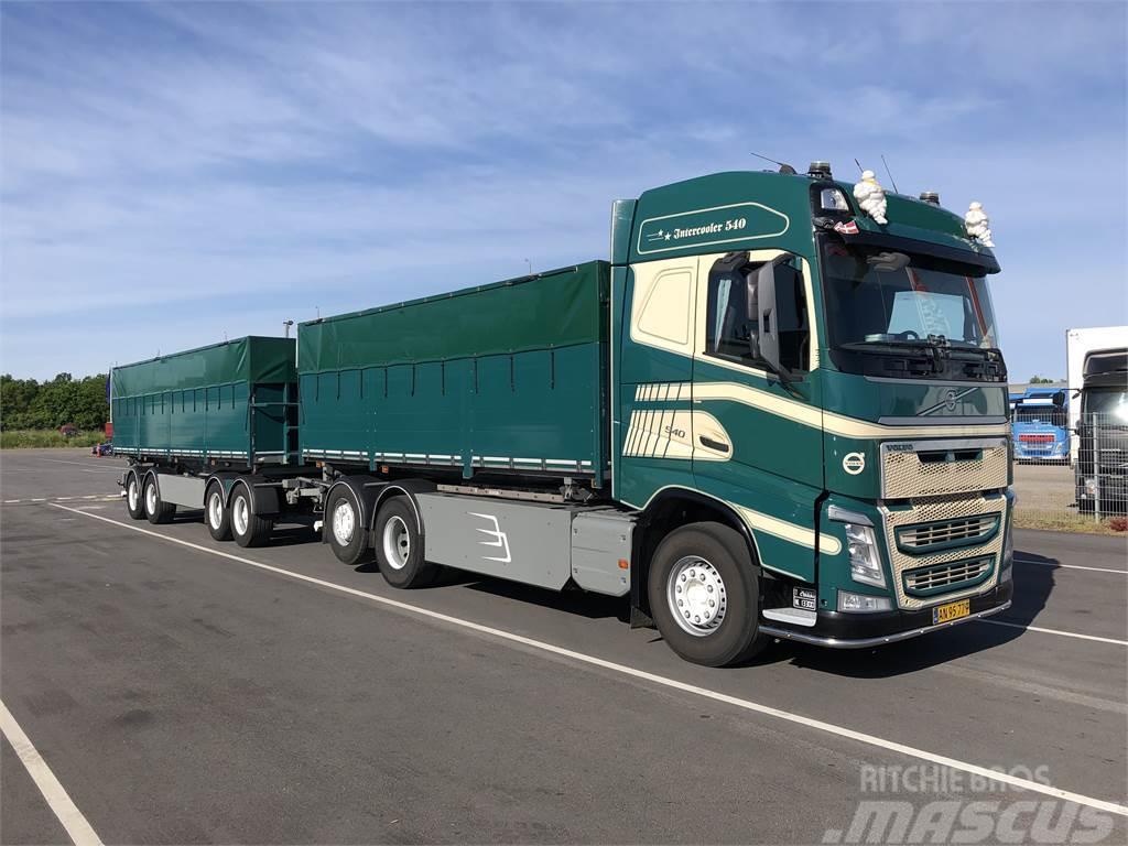 Volvo FH540 6X2