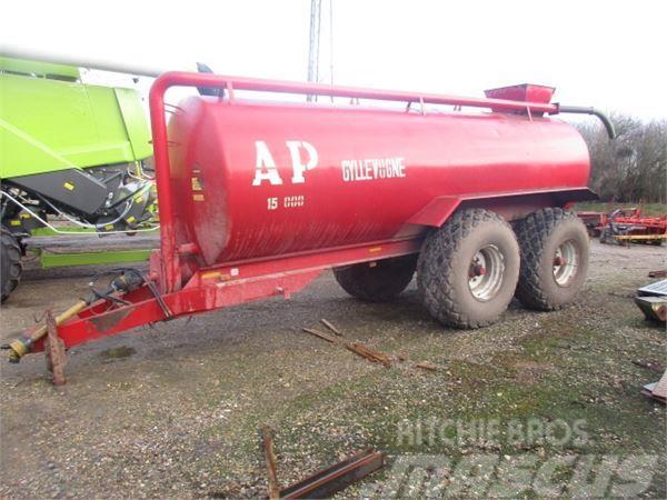 AP Gyllevogne 15000L transportvogn