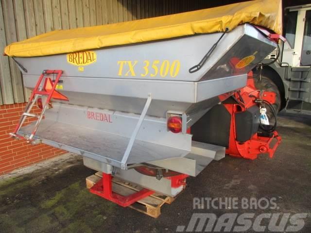 Bredal TX 3500 rustfri m/vejeceller