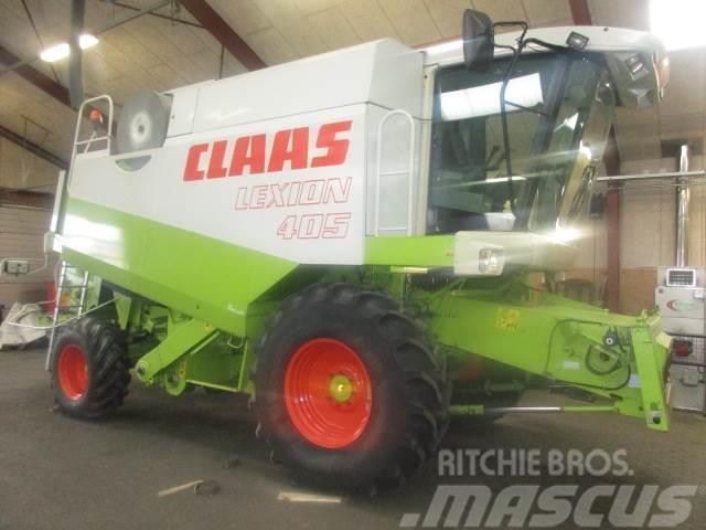CLAAS LEXION 405