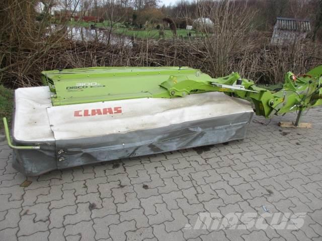 CLAAS Disco 3100C m/crimper