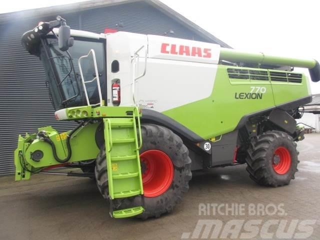 CLAAS LEXION 770 4WD