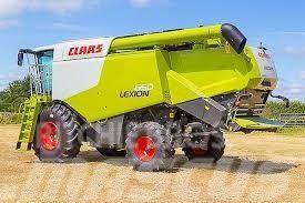 CLAAS LEXION 650 MED UDSTYR Cebis, 25vario