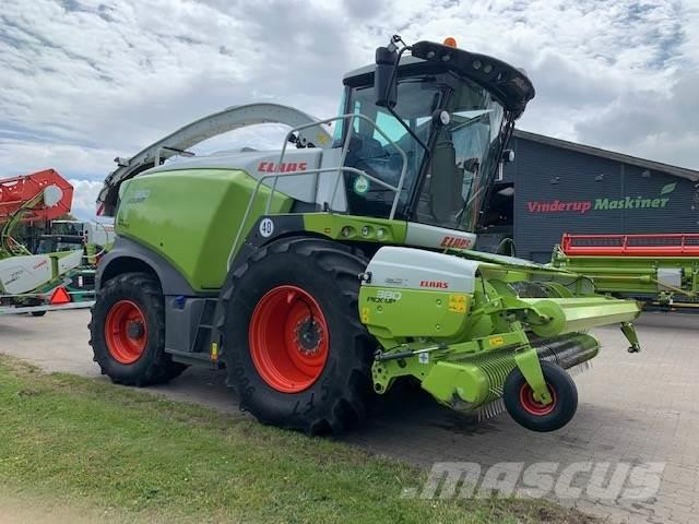 CLAAS JAGUAR 960 Med 380 Pick-up